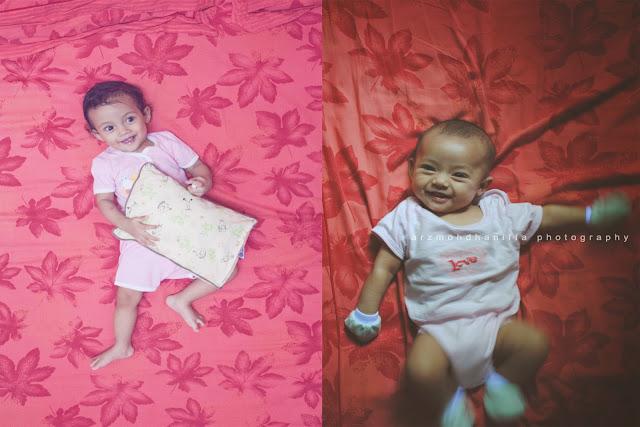 Cik Puteri, Dulu dan sekarang, cute baby, arzmoha daughter, tips memilih pengasuh bayi, tips menacari pengasuh bayi, kidsworld, i love baby, baby,