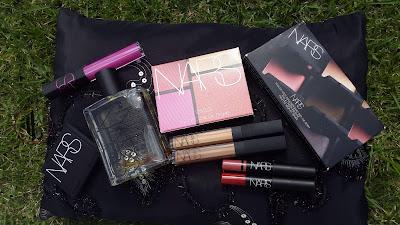NARS Cosmetics stash - www.modenmakeup.com