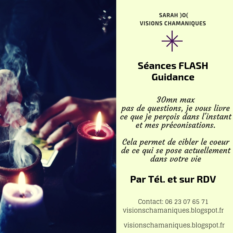 Séance Flash de Guidance