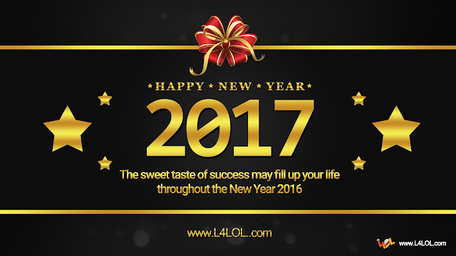 #30+ Top Best Happy New Year 2017 HD Cards and Message - Latest Wishes of Happy New year 2017