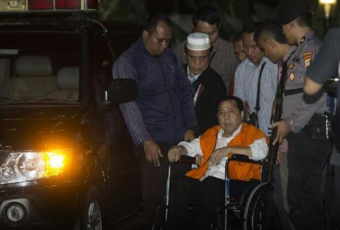 Setya Novanto Harus Dipecat Jika Tak Mau Mundur dari DPR