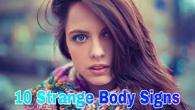 Top 10 Strange Body Signs about your personality Rochak Jankari