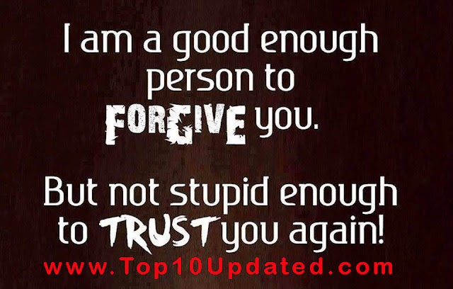 I am a good enough person  to forgive you | Quotes for Life | Short Inspirational Quotes about Life - Top 10 Updated