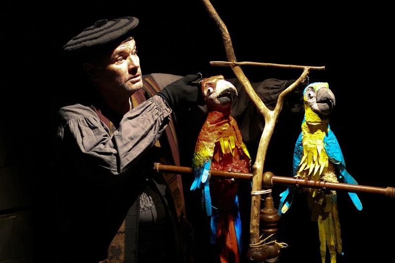 Animal, Compagnie Flash Marionnettes, Sevran, Seine-Saint-Denis