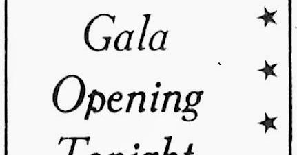 Lost Movie Theatres of Richmond California: Park Theatre