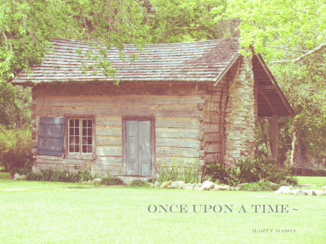 Outbuilding on Melrose Plantation