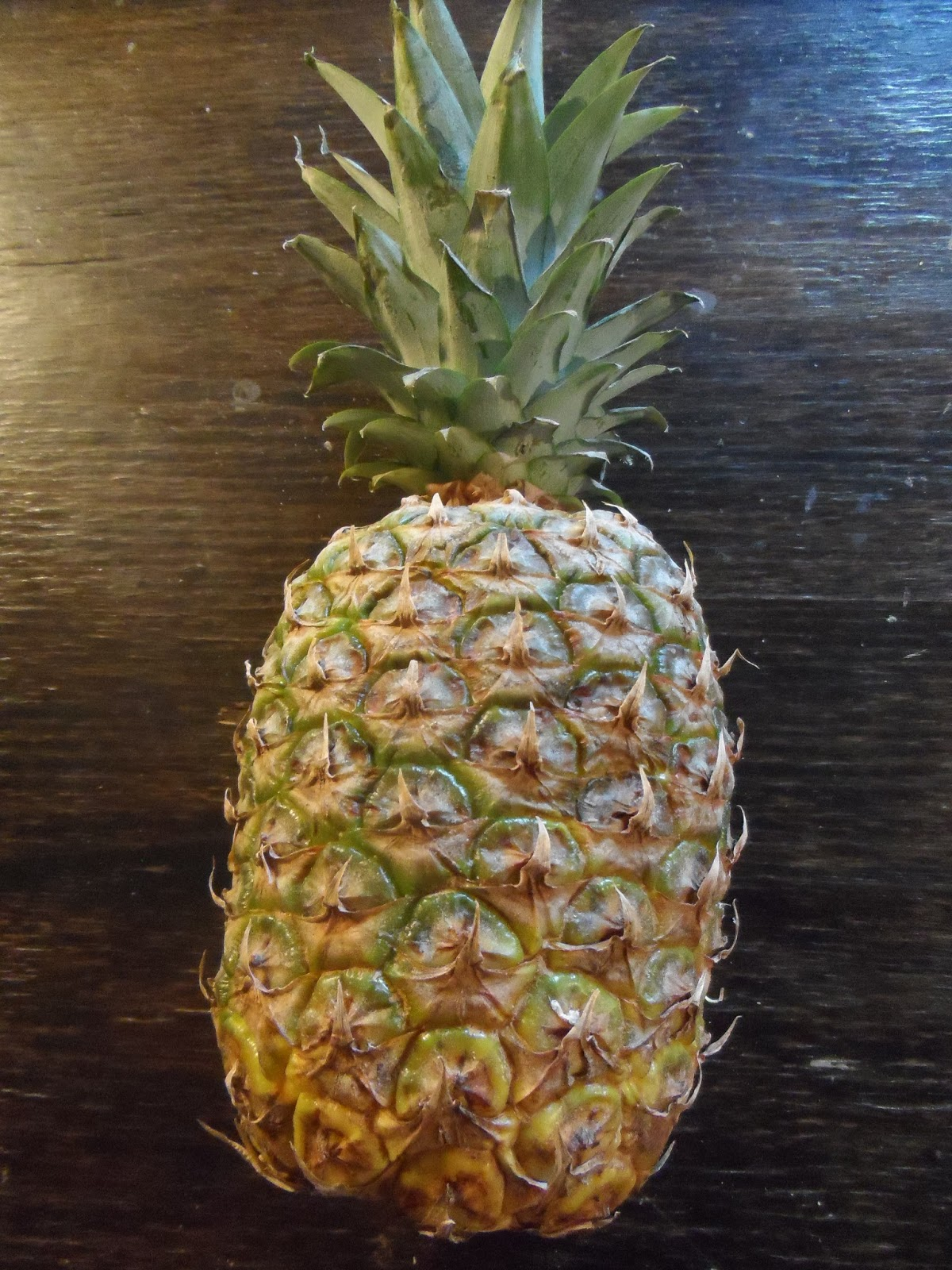Edible Tropicals How To Propagate Pineapple