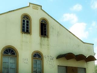 A Antiga Casa Vidal, em Taquara