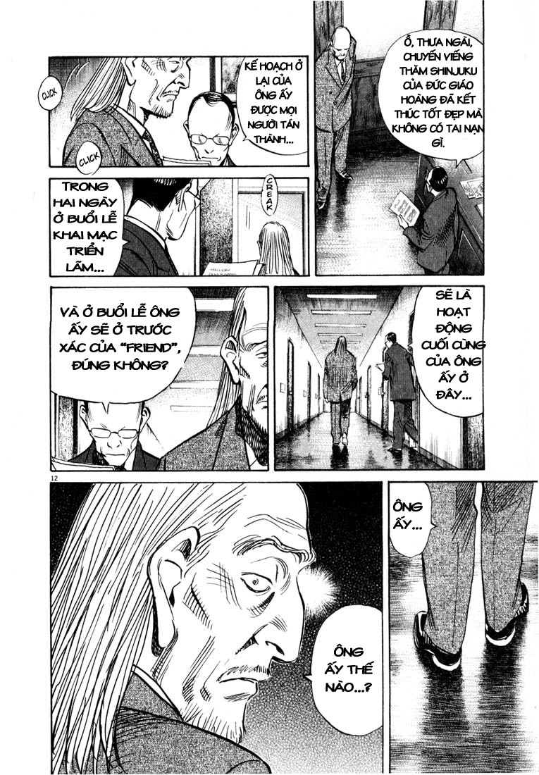 20th Century Boys chapter 165 trang 12