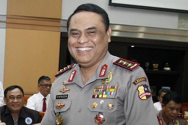 Wakapolri Menolak Konfirmasi SP3 Kasus Habib Rizieq