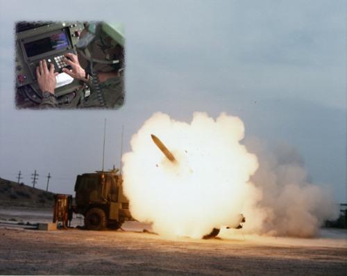 meluncurkan roket dengan sistem IFCS