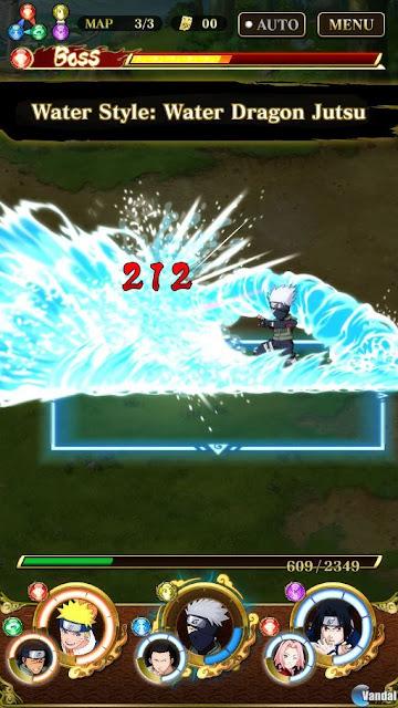 Imagem 9 de Naruto Shippuden: Ultimate Ninja Blazing