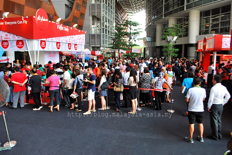 AATF AirAsia Travel Fair 2014