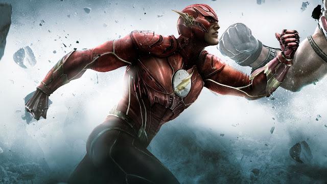 Se comparte el vídeo introductorio de Flash en Injustice 2