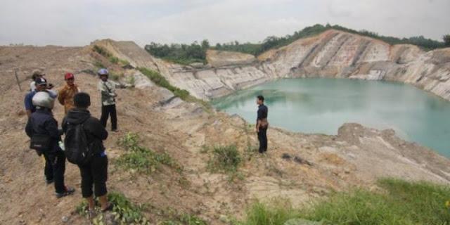 Dilapori Dua Anak Tewas, Jokowi Perintahkan Audit Semua Tambang