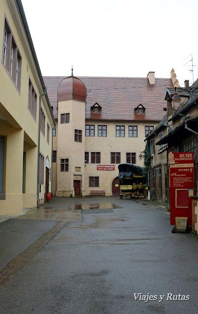Maison Württemberg de Riquewihr
