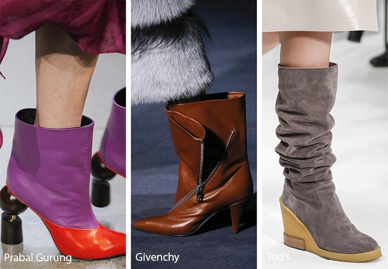 Footwear Fashion Trends 2019