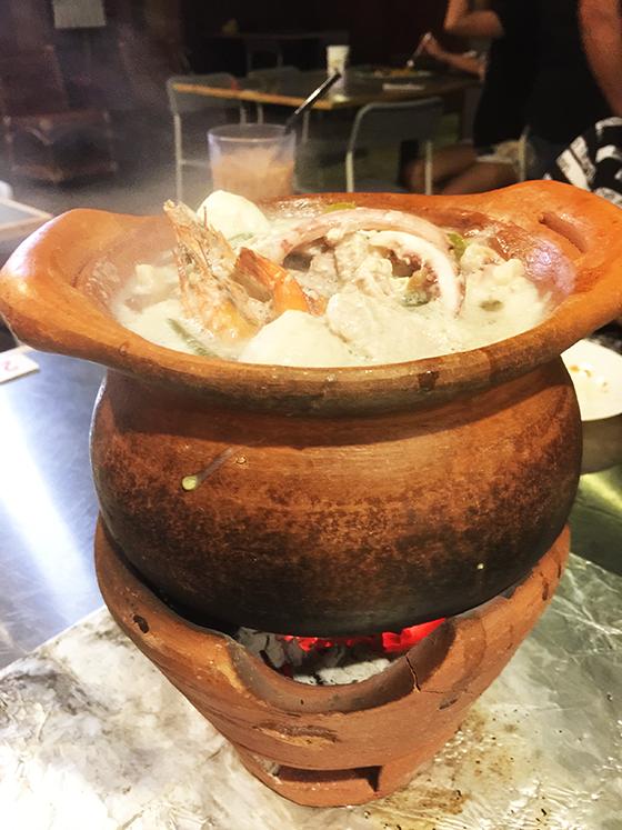 Senthai & Mookata, Authentic Thai restaurant, Kepong, KL
