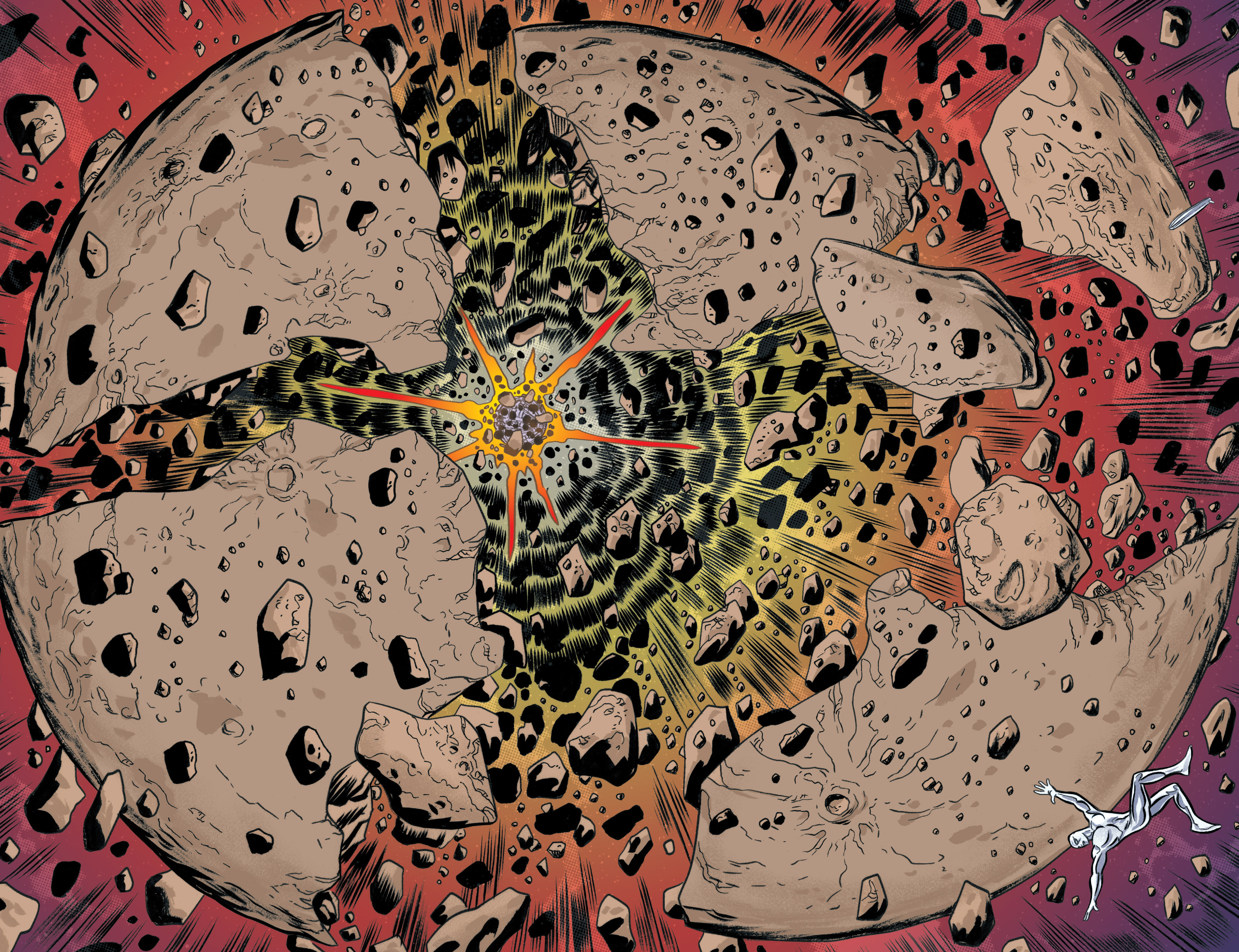 Read online Silver Surfer (2014) comic -  Issue #9 - 15