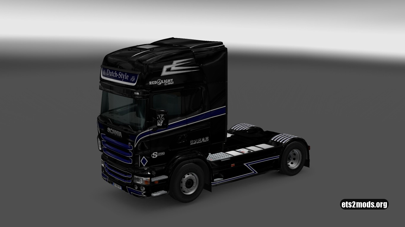 Scania RJL Dutch-Style Skin