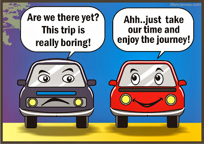 talking car comics strip