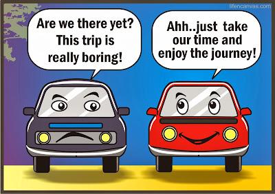 talking car comics strip
