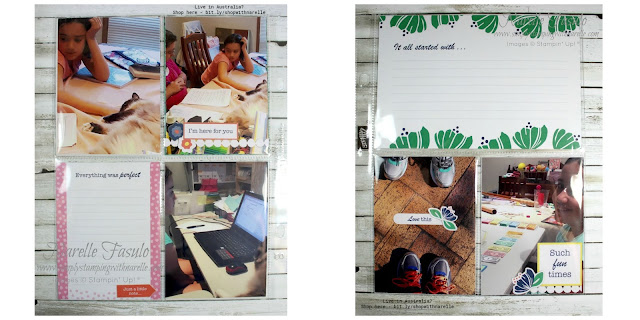 Have limited time but want to do some memory keeping. Then look no further than our great Memories & More range of products. See the complete range here - http://bit.ly/memoriesandmore
