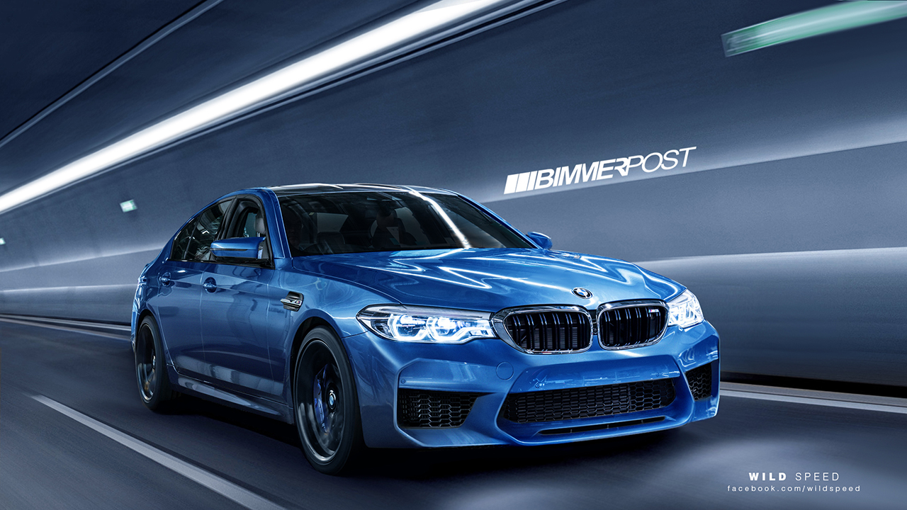 BMW Customer Preview Confirms F90 M5 Will Get Over 600 HP ...