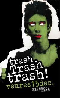 15 dec: trash!