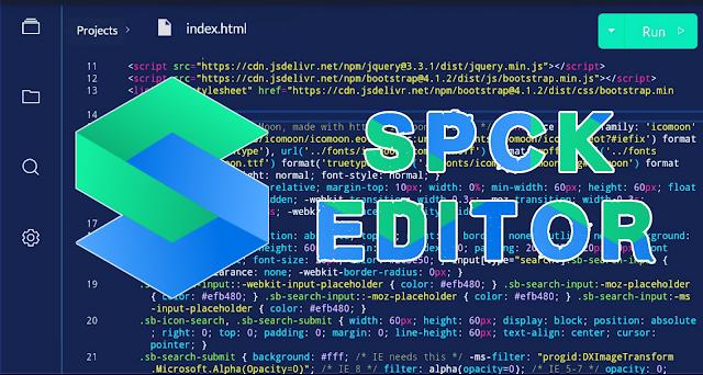 SPCK Editor
