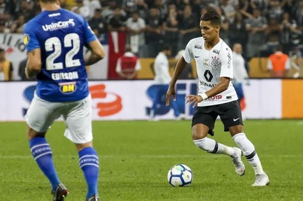 Pedrinho gol Cruzeiro
