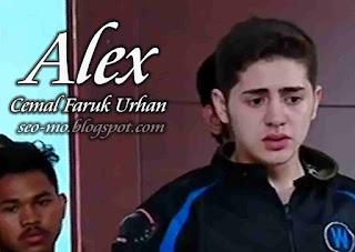 Foto Anak Jalanan Cemal Faruk sebagai Alex