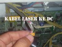 E0100-0001 IR 5000s, ganti laser masih error