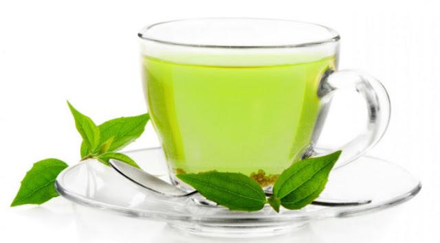 Les bienfaits du thé vert - Avantages et effet du thé vert  contre le cancer de l'estomac.
