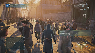 Assassins Creed Unity Gameplay