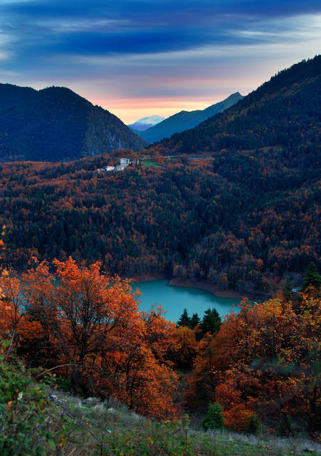 Φθινόπωρο και χρώματα!!