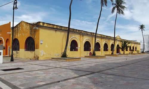 Edificio Atarazanas