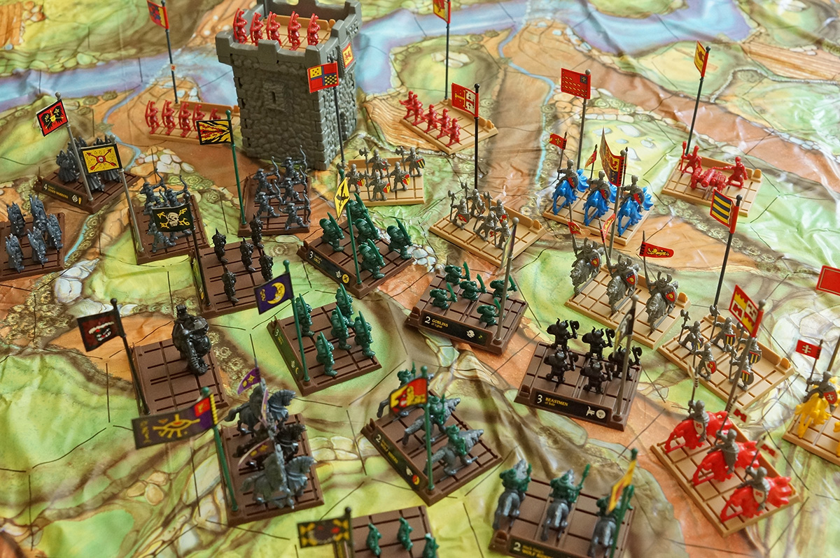 Trojan Points 15mm Battle Masters Introcuction