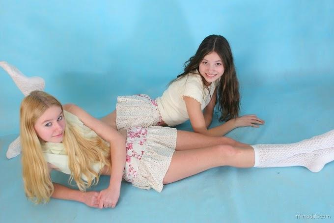 Sandra & Ella ff-models SET 235