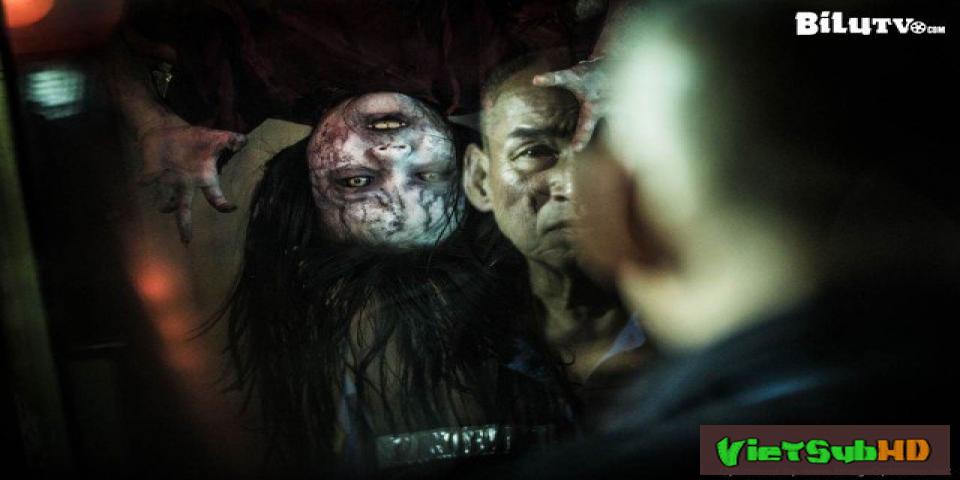 Phim Váy Đỏ Đẫm Máu VietSub HD | The Tag Along 2015