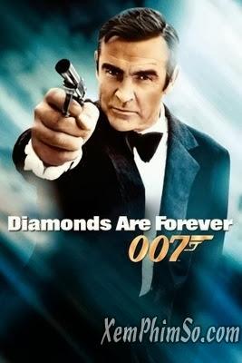 Xem Phim Điệp Viên 007: Kim Cương Vĩnh Cửu 1971