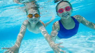 Kính bơi giải trí, thư giãn