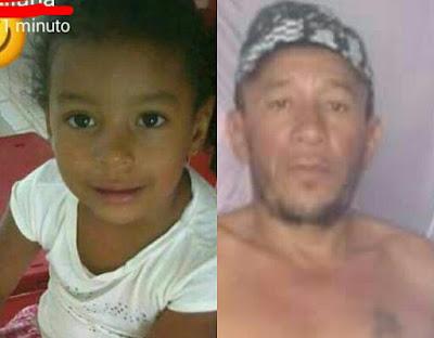Menina de seis anos e homem de 42 são assassinados a tiros em Águas Belas e crime choca o Agreste de Pernambuco