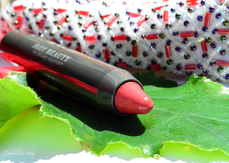 Juice Beauty Phyto-Pigments Luminous Lip Crayon & Phyto-Pigments Satin Lip Cream