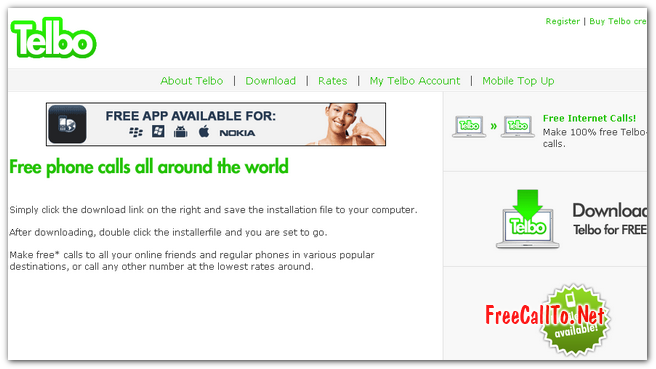 free pc to phone calling software download