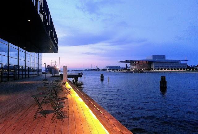 Köpenhamn - vacker utsikt