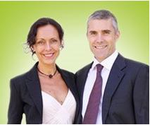Lucia Giovannini e Nicola Riva, con cui mi sono diplomata master nel 2015 a L'UCE, Libera Università di Crescita Evolutiva. | Elena Tione Healthy Life Coach