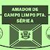 #Rodada4 - Líderes do grupo B e C se enfrentam neste domingo pela Série A de Campo Limpo
