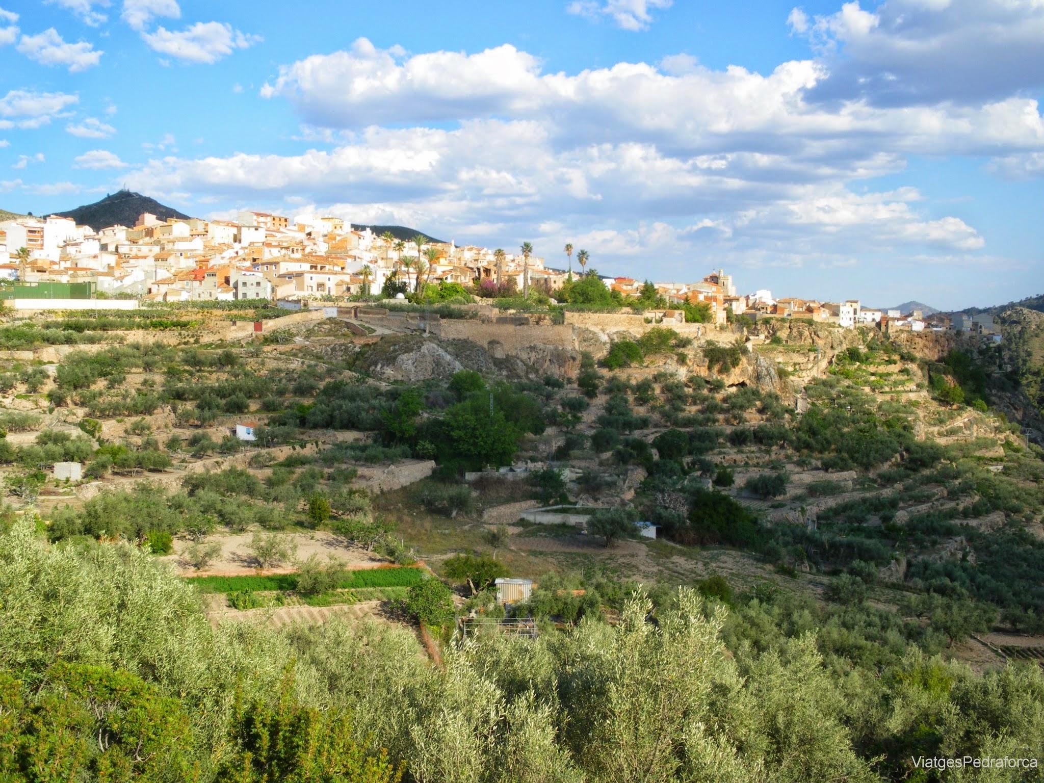 Liétor, Albacete, Castilla La Mancha, Amanece que no es poco, La Suiza Manchega