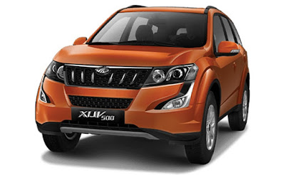 New Mahindra XUV 500 front side Hd Wallpaper